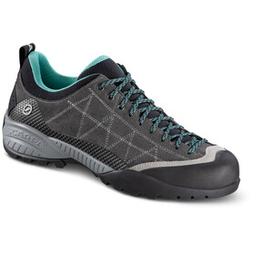 Scarpa Zen Pro Schuhe Damen shark/green blue